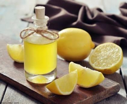 Tarçınlı Limon Yağı Yapımı