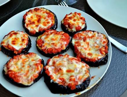 Patlıcan Pizza