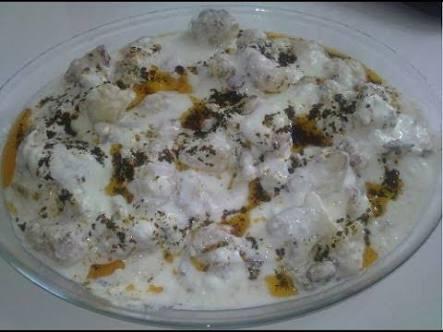 Karnabahar Salatası
