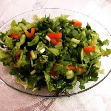 Karışık Salata